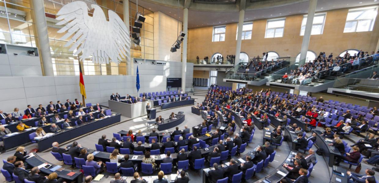 Visiter Bundestag