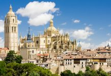 The french nomad Segovia