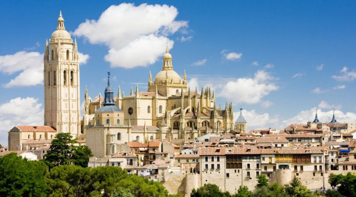 The french nomad Segovia