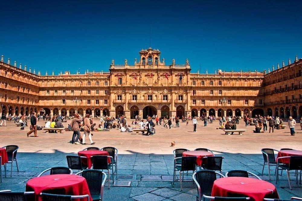 Visiter Salamanca et la plaza mayor