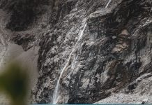 La laguna 69 Pérou